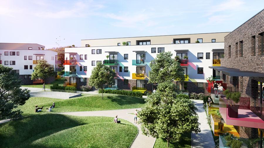 Wohnungsbau Köln